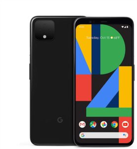 Camera Phone - Google Pixel 4 xl