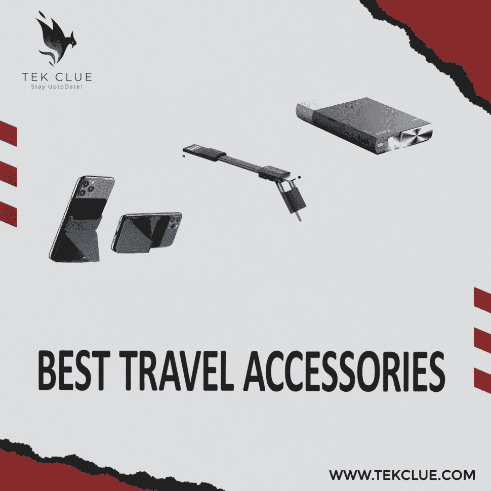 Six Best (Must have) Travel Accessories in 2021