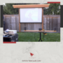 How to Use a Projector Outside During the Day