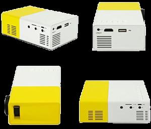 Hysfafa Portable Mini projectors