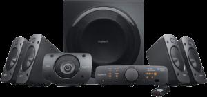 Logitech Z906 5.1 (The Speaker Family)