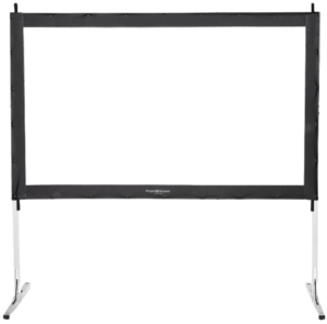 Visual Apex Projector Screen