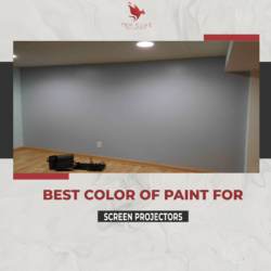 best paint for projector screen