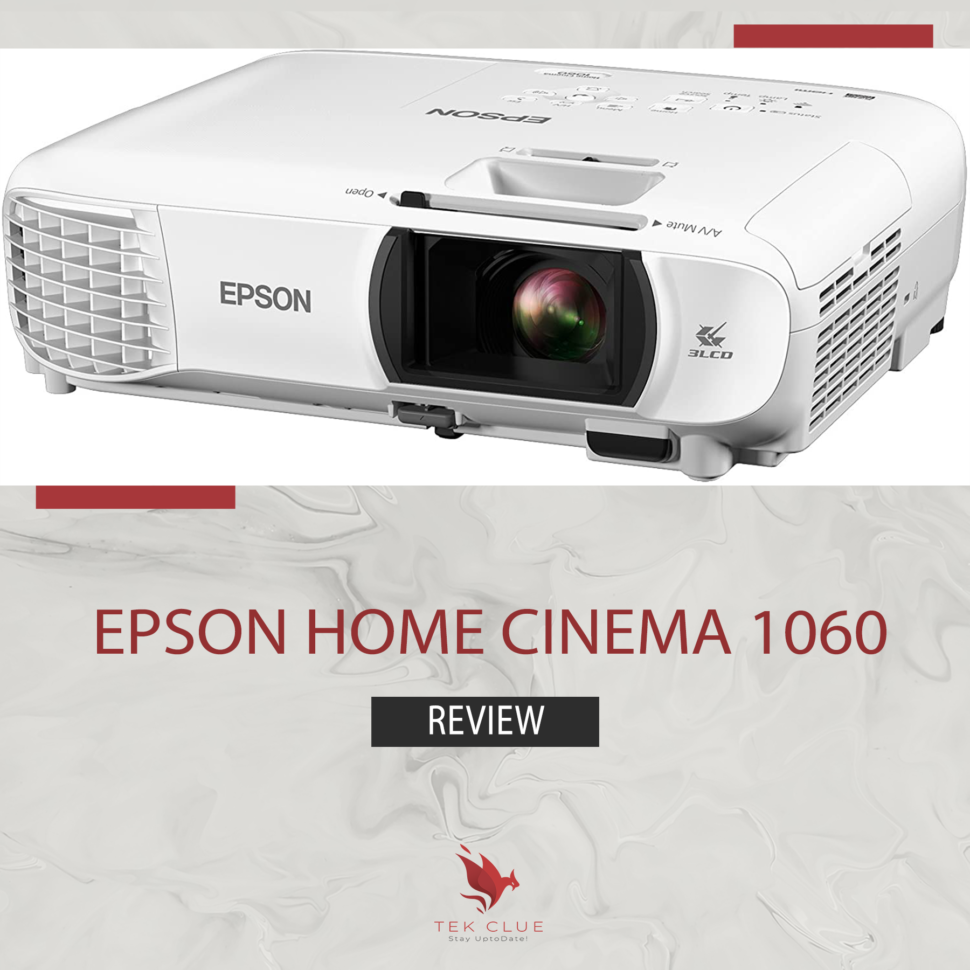 Epson HC 1060 Review